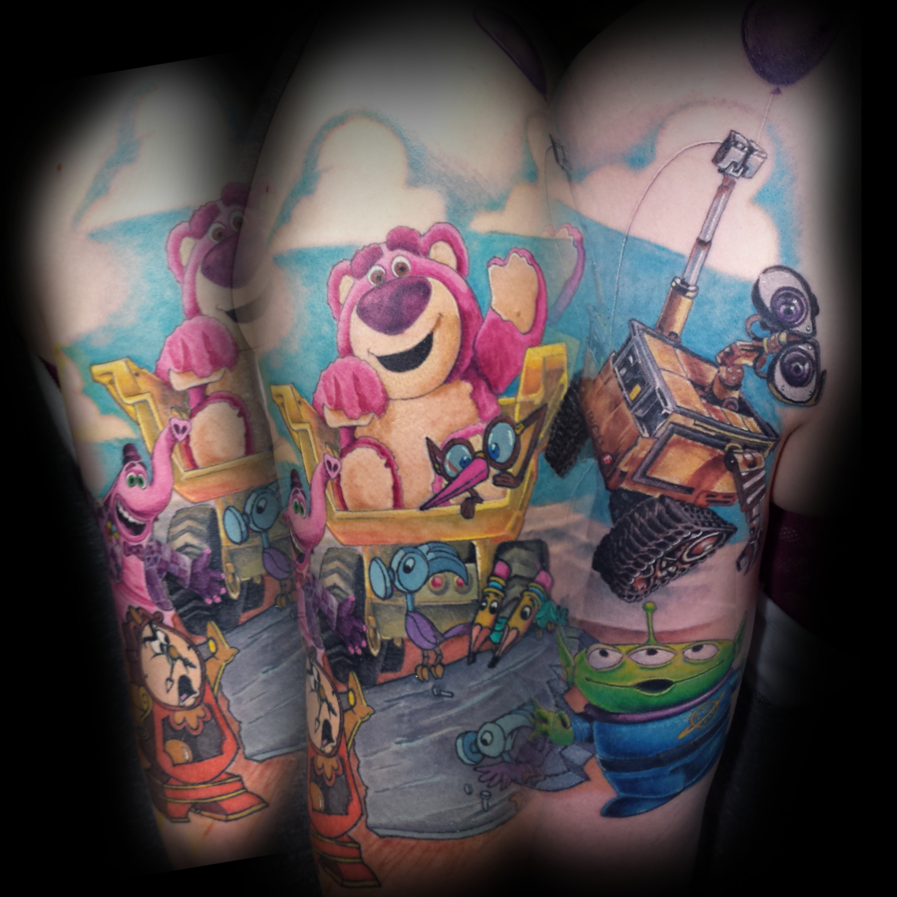 A different image tattoo home page for Disney world tattoos